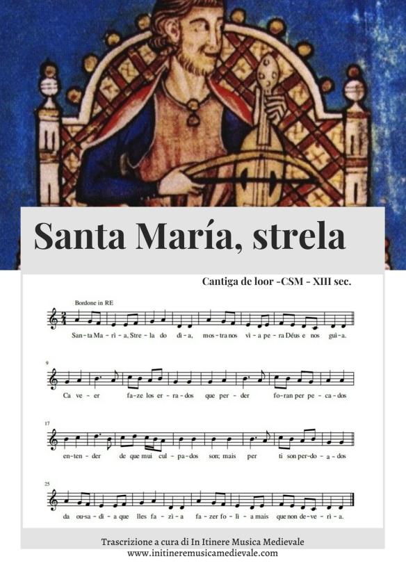 Santa Maria strela, www.intineremusicamedievale.com