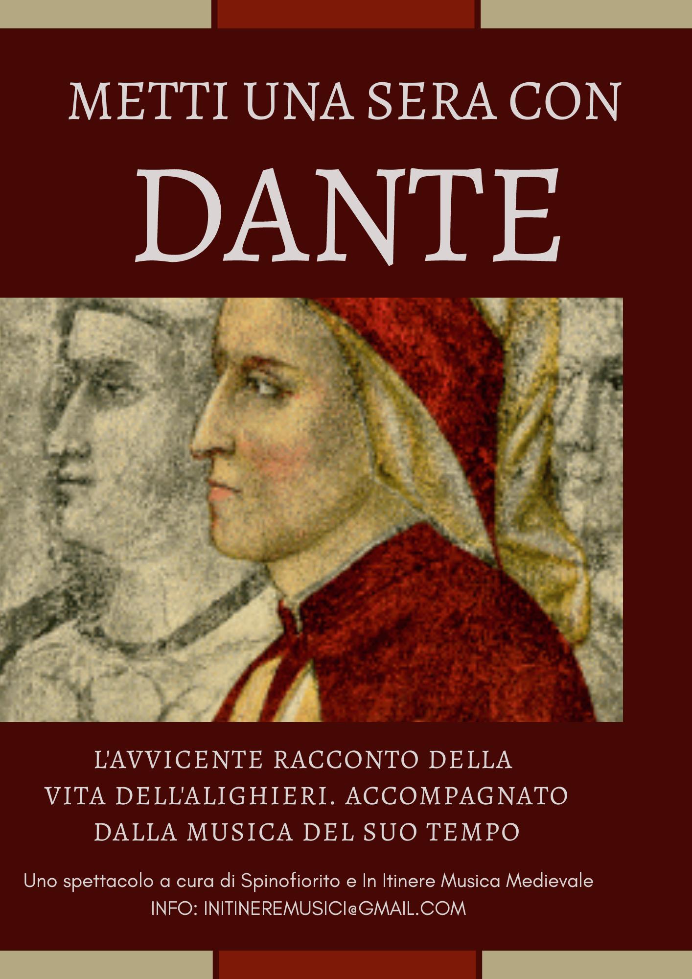 Dante - Locandina